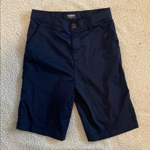 OshKosh Navy school uniform shorts